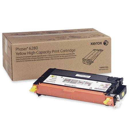 Xerox 106R01394 Yellow High Capacity Toner