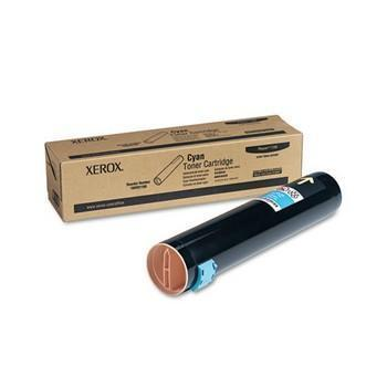 Xerox Cyan Toner Cartridge for Phaser 7760