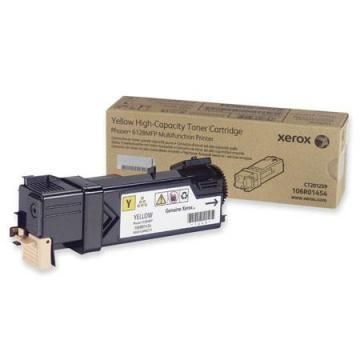 Xerox Yellow Toner Cartridge for Phaser 6128MFP