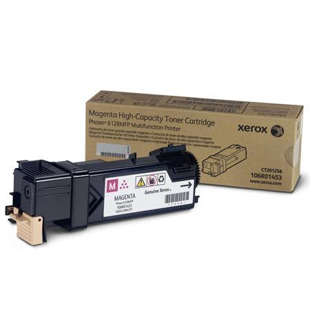 Xerox Magenta Toner Cartridge for Phaser 6128MFP