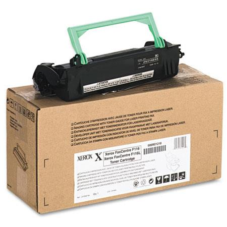 Xerox Black Toner for FaxCentre F116