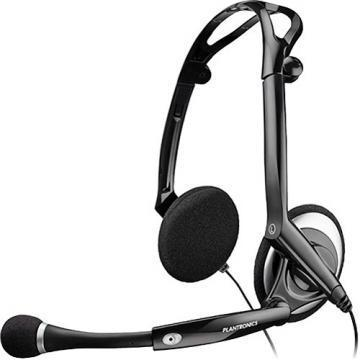 Plantronics Audio 400 DSP Folding-Stereo Headset