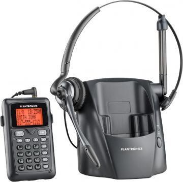 Plantronics CT14 Cordless Headset Phone System