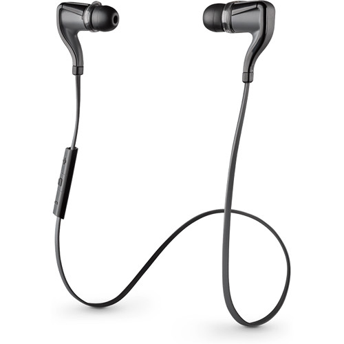 Plantronics Backbeat Go 2 Black In-Ear