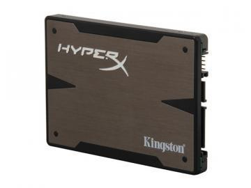 Kingston 120GB HyperX SSD SATA
