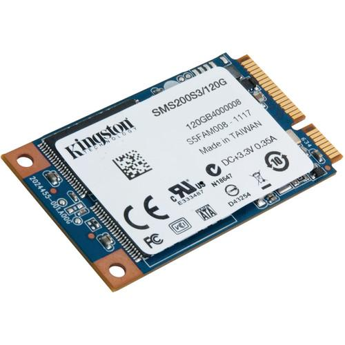 Kingston 120GB SSD Now mSATA