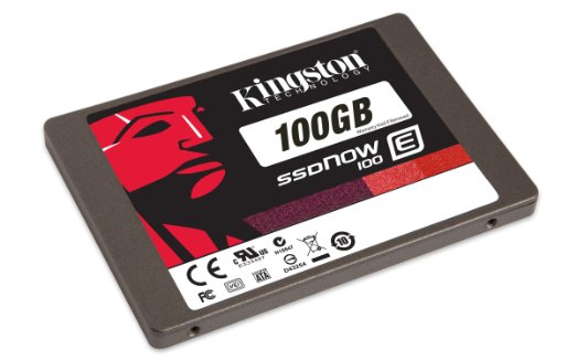Kingston 100GB SSDNow E50 SSD SATA