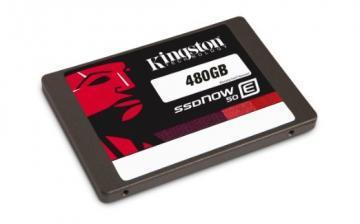 Kingston 480GB SSDNow E50 SSD SATA