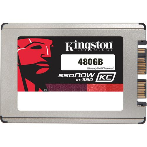 Kingston 480GB SSDNow KC380 Micro SATA 3 1.8""