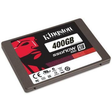 Kingston 400GB SSDNow E100 SSD SATA