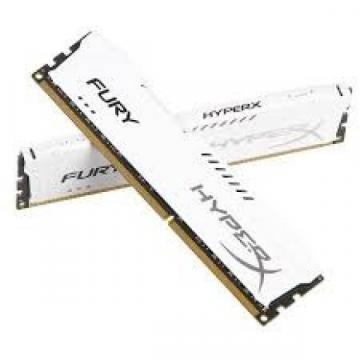 Kingston 8GB 1600MHZ HyperX Fury White