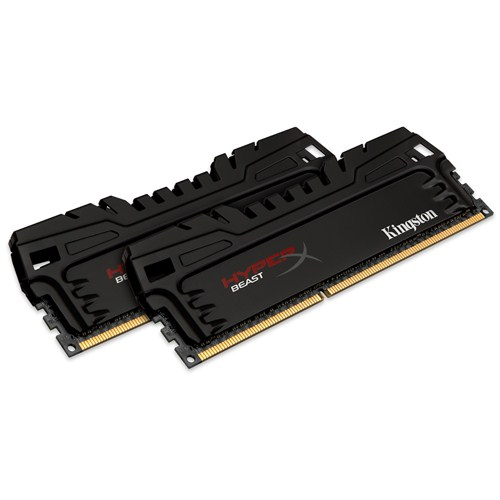 Kingston 8GB (2x4GB) 2400MHZ DDR3 CL11 XMP Beast
