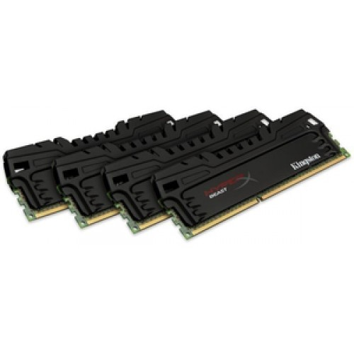 Kingston 16GB (4x4GB) 2400MHZ DDR3 CL11 XMP Beast