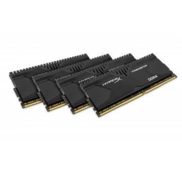 Kingston 16GB (4x4GB) 3000MHZ DDR4 CL15 XMP Predator