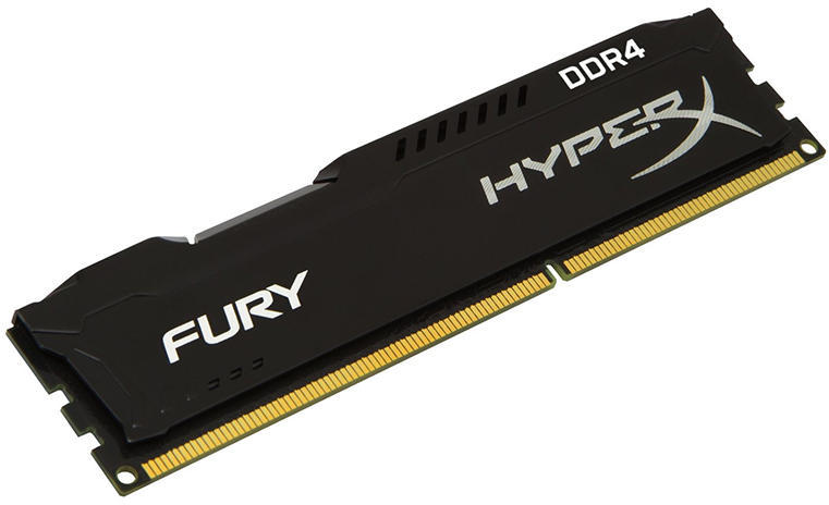 Kingston 4GB 2133MHZ DDR4 CL14 HyperX Fury Black