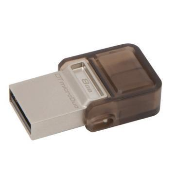 Kingston 8GB DataTraveler microDuo Flash Drive