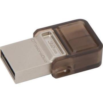 Kingston 32GB DataTraveler microDuo Flash Drive