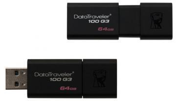 Kingston 64GB DataTraveler 100 G3 USB 3.0