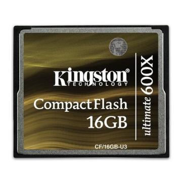 Kingston 16GB Ultimate CF 600X with Recovery