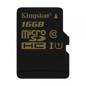Kingston 16GB Microsdxc CL10 UHS-I