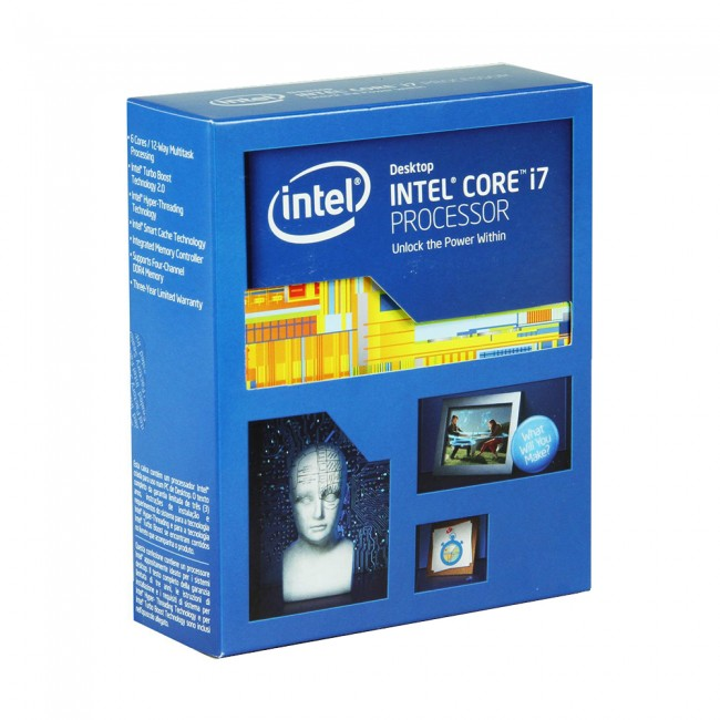 Intel Core i7-5820K Haswell 6-Core 3.3GHz CPU