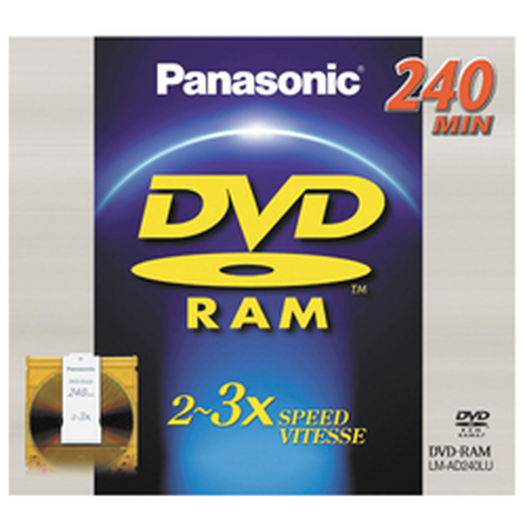 Panasonic DVD-RAM Disc 9.4GB