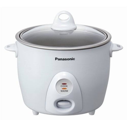 Panasonic 5.5C Rice Cooker Steamer