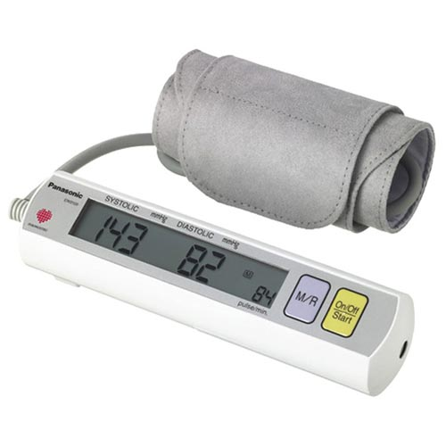 Panasonic Arm Blood Pressure Monitor – LCD