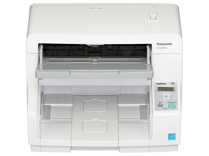 Panasonic KV-S5076H 80ppm Document Scanner