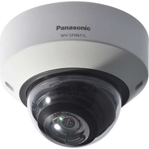 Panasonic WV-SFN611L HD Dome Network Camera