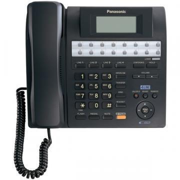 Panasonic KX-TS4200B 4 Line Speaker/Intercom Phone