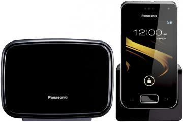 Panasonic KX-PRX120W Touchscreen Phone