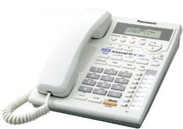 Panasonic KXTS3282W Corded Integrated Phone