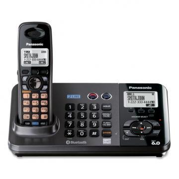 Panasonic 9381 DECT 6.0 Digital Phone