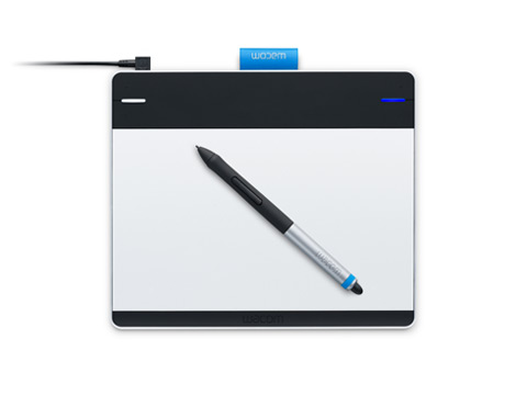 Wacom Intuos Pen & Touch Tablet Small