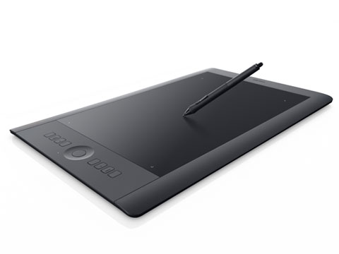 Wacom Intuos Pro Pen & Touch Large Tablet Incl. Wireless