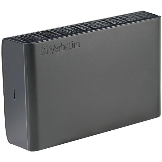 Verbatim 1TB Store 'n' Save USB 3.0 Desktop HDD