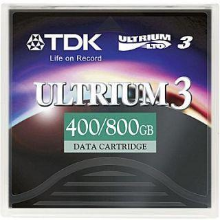 TDK LTO Ultrium 3 400GB/800GB Data Cartridge
