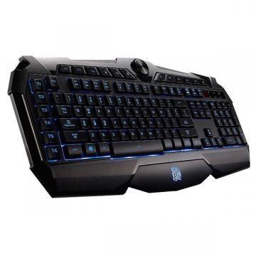 Thermaltake Challenger Prime USB Black Keyboard
