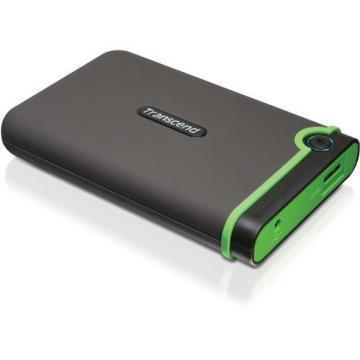 Transcend StoreJet 25M3 500GB USB External HDD