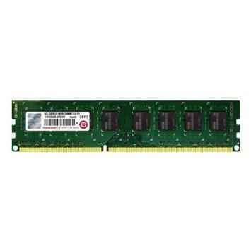 Transcend 8GB DDR3 1600 DIMM CL11 2RX8