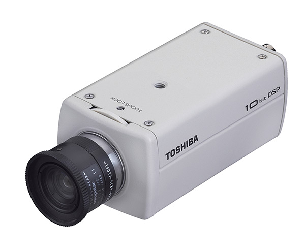 Toshiba IK-6410A Digital Surveillance Camera