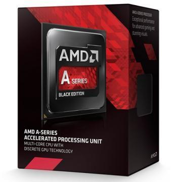 AMD A10 7850K Black Edition Quad Core APU 4GHz Processor