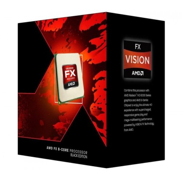 AMD FX-9590 8 Core 4.7/5.0GHZ Processor AM3+