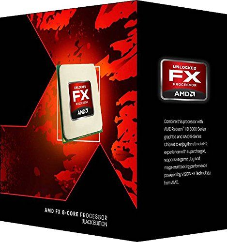 AMD FX-8320 8 Core 3.5/4.0GHZ Processor AM3+