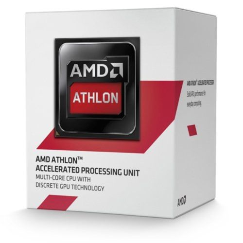 AMD Athlon 5350 Quad Core APU 2.05GHZ Processor AM1