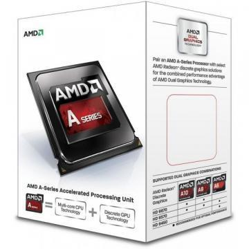 AMD A4 6300 Dual Core APU 3.9GHZ Processor FM2