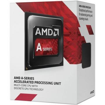 AMD A10 7800 Quad Core APU 3.9/3.5GHZ Processor