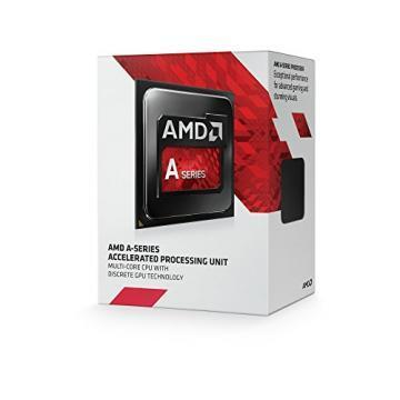 AMD A4 7300 Dual Core APU 4.0/3.8GHZ Processor FM2