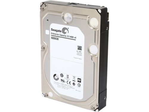 "Seagate 6TB Enterprise Capacity 3.5"" 7200 SATA HDD"